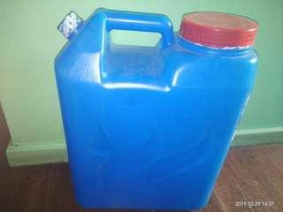 Water Container.