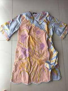 Dress batik tulis Danar Hadi