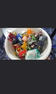 多款玩具$20(一盤)