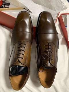 Regal 日本製造全新西裝皮鞋