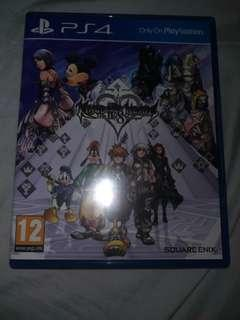 PS4 Kingdom Hearts 2.8 HD Remastered