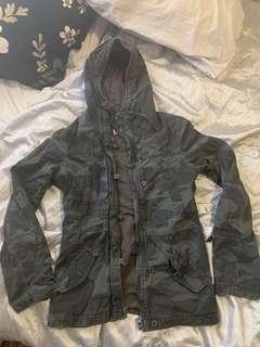 Camo Parker jacket