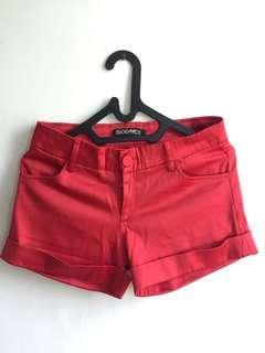 Red Hotpants #dibuangsayang