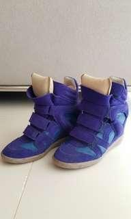 ISABEL MARANT World Famous Sneakers - Size 37