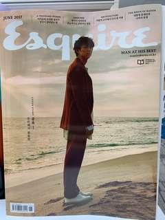 孔劉 Gong Yoo 공유 Esquire 君子雜誌 韓國版