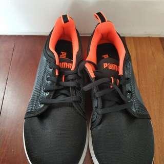 Puma Woman Sport Shoes Orange/Black EUR 36 NEW