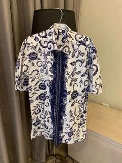 Kemeja Batik Pria tailor made