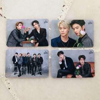 Astro Shionle Unit & Group Photocards