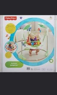 🚚 Almost New Fisher and Paykel Rainforest Jumperoo