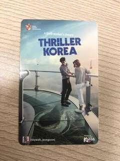 🚚 Thriller Korea EZ Link Card