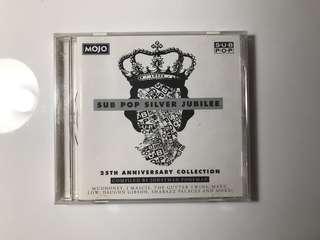 CD Sub Pop Silver Jubilee