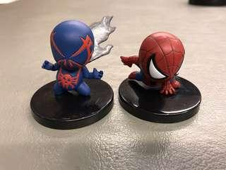 Spiderman扭蛋