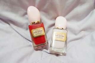 Nails colour (kutek) Merk miniso ((dapat 2))