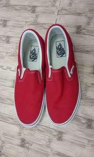 Vans Slip On Red (Japan Market)