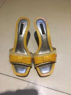 🚚 LV 涼鞋 35號