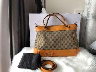 Authentic Gucci Mayfair Bow