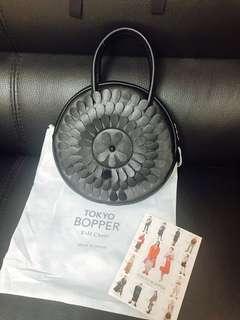 TokyoBopper 圓形花花袋 連塵袋