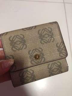 Authentic Loewe Ladies Wallet