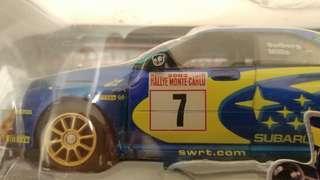 Takara 變形金剛 Transformers BT01 SMOKESCREAM SUBARU Impreza 2003 WRC Scale1:24 bt 01 Convoy Optimus megatron