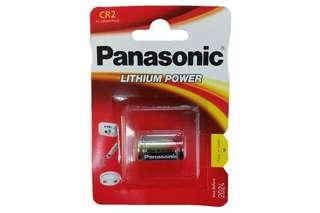 CR2 Panasonic Photo Battery