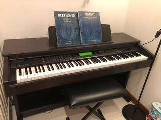Clavinova Yamaha electric piano keyboard CVP103