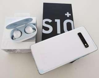 Samsung S10 Plus 128Gb kredit bisa gan