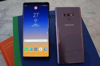 Samsung Note 9 kredit bisa gan tanpa cc