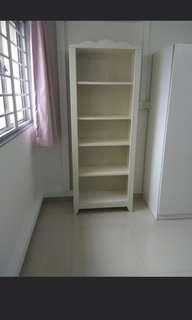Ikea book shelf case