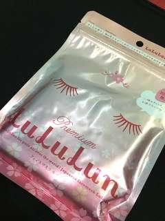 Lululun Mask (Premium) - Spring 2018 Limited Edition (Sakura)