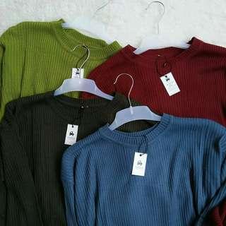 Sweater rajut PREMIUM