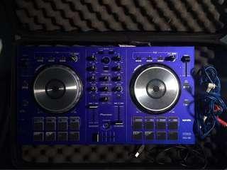 Pioneer DDJ-SB Blue Limited Edition + Hardcase Bag UDG