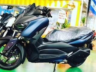 YAMAHA XMAX300 ABS TCS 2019全新車 ❤️新配色