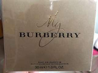 My Burberry 香水