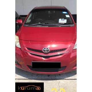 CAR RENTAL START FROM $360/WEEK!