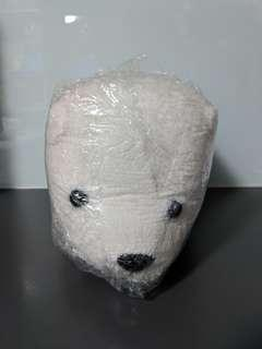🚚 Fluffy Polar Bear Plushie
