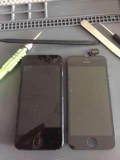 Repair phone & Upgrade to 128gb