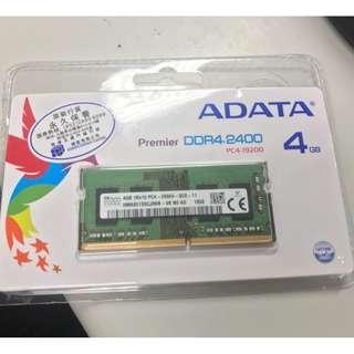 4GB DDR4 2666 SODIMM