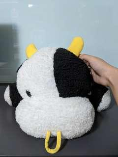 Fluffly Cow Soft Toy