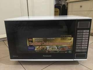 Microwave Panasonic NN-SF559W 1000watt