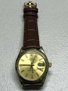 Vintage Rolex oyster perpetual date Original