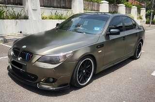 BMW 525 M SPORT (A) 2006/10