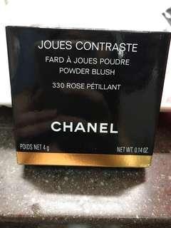 Chanel 胭脂 Joues Contraste Powder Blush
