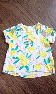 🚚 H&M Tshirt for baby girls