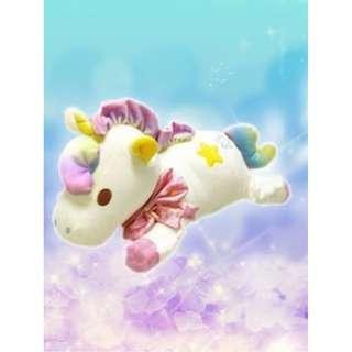 [INSTOCKS] TOREBA Sanrio - Unicorn BIG Lying Down Plushie (Pink)