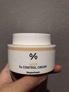 Leegeehaam 5a Control Cream