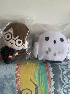 Harry Potter Plush from Changi Airport
