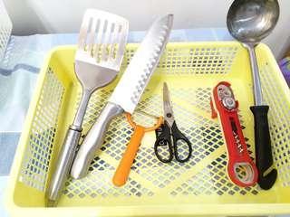 8pcs Kitchen tools set