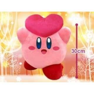 [INSTOCKS] TOREBA Kirby - Star Arise Big Plushie (Heart)