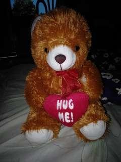 Boneka Teddy Bear Hug me