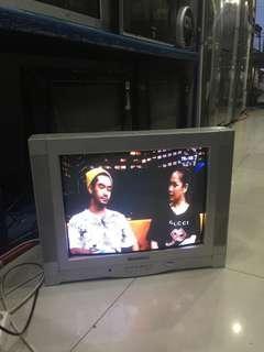 Tv 21' Changhong, Sehat, Siap Pakai